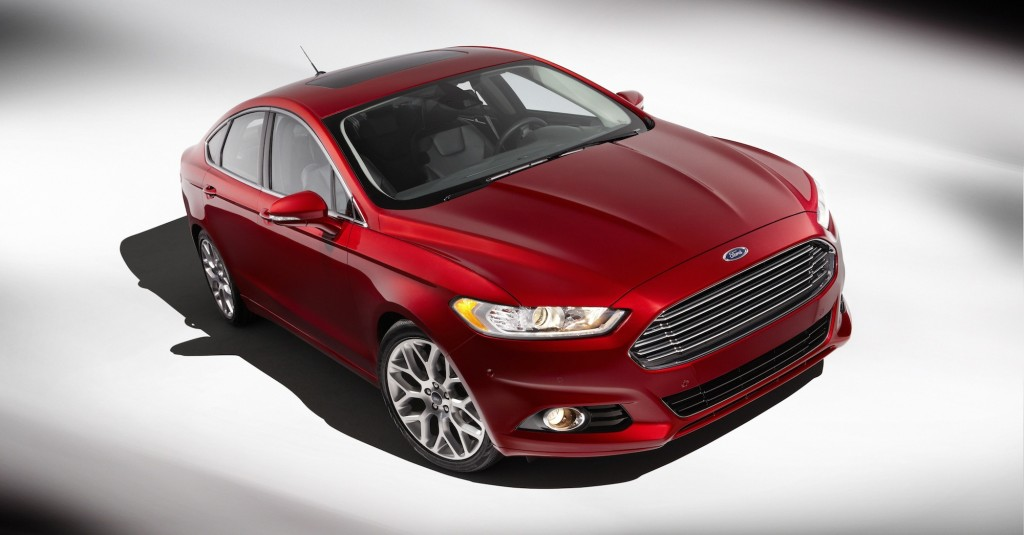 2013 Ford Fusion: The Car Connection's Best Car To Buy 2013