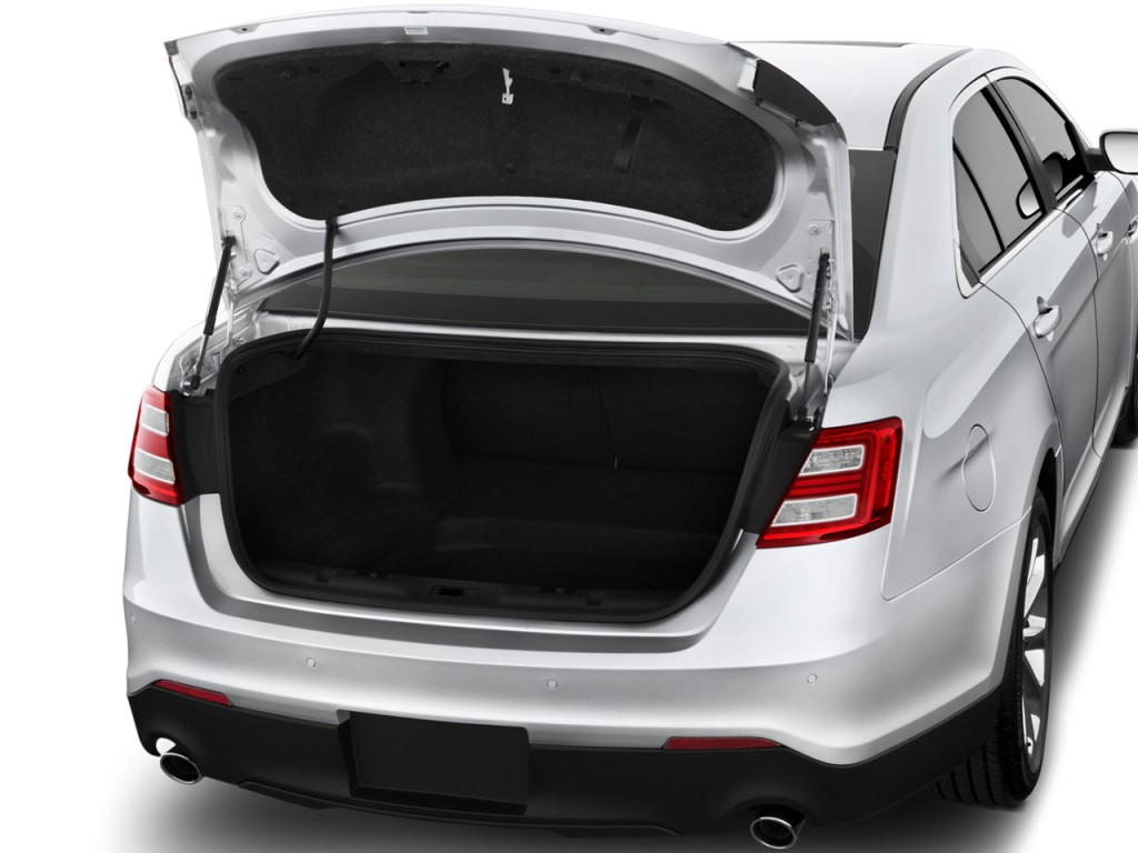 2013 Ford Focus Se Hatchback >> Image: 2013 Ford Taurus 4-door Sedan Limited FWD Trunk, size: 1024 x 768, type: gif, posted on ...