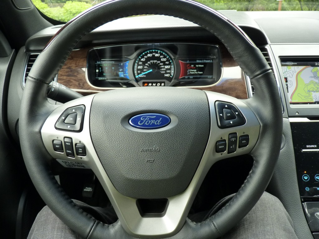 2013 Ford Taurus Limited  -  First Drive, 3/2012
