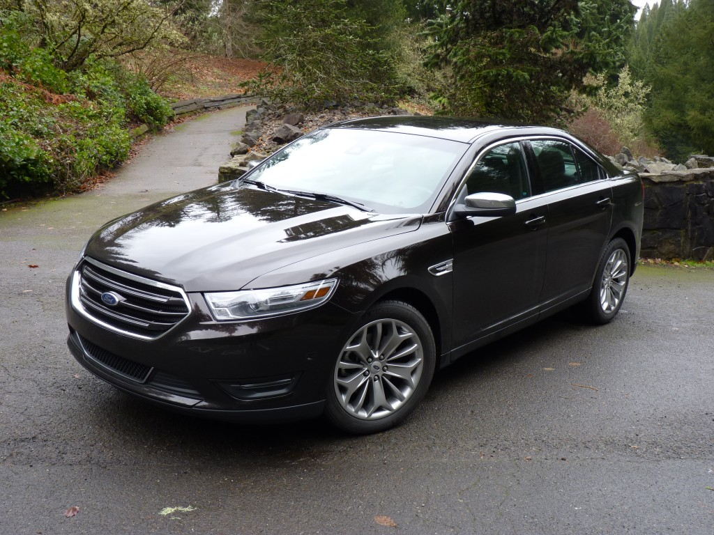 Image 2013 Ford Taurus Limited First Drive 3 2012