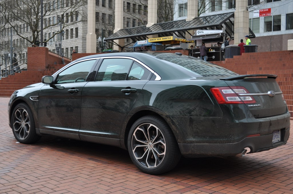 Image: 2013 Ford Taurus SHO, size: 1024 x 680, type: gif ...