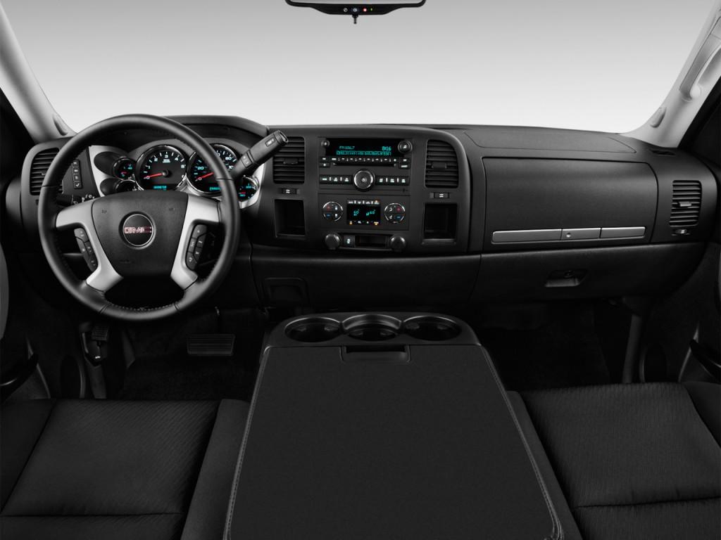 "Image: 2013 GMC Sierra 1500 2WD Crew Cab 143.5"" SLE ..."