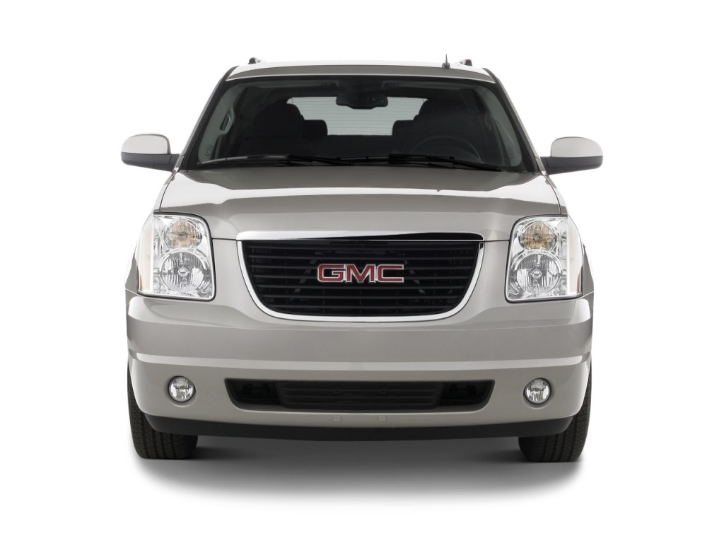 image 2013 gmc yukon xl 2wd 4 door 1500 slt front exterior view size 1024 x 768 type gif. Black Bedroom Furniture Sets. Home Design Ideas