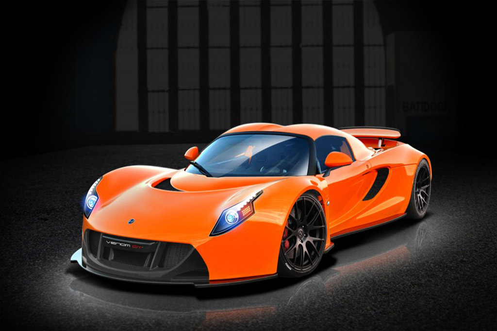 2014 Hennessey Venom GT2 Coming With More Than 1,500 HP: Update
