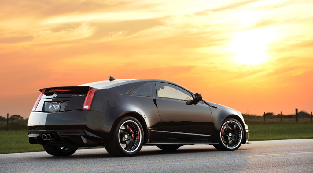 Image: 2013 Hennessey VR1200 Twin-Turbo Cadillac CTS-V Coupe, size