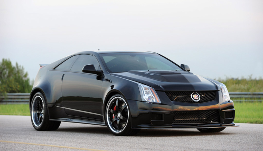 Image 2013 Hennessey VR1200 TwinTurbo Cadillac CTSV Coupe size