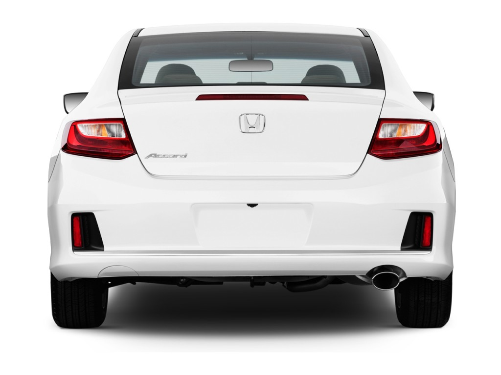 image 2013 honda accord coupe 2 door i4 auto lx s rear exterior view size 1024 x 768 type. Black Bedroom Furniture Sets. Home Design Ideas