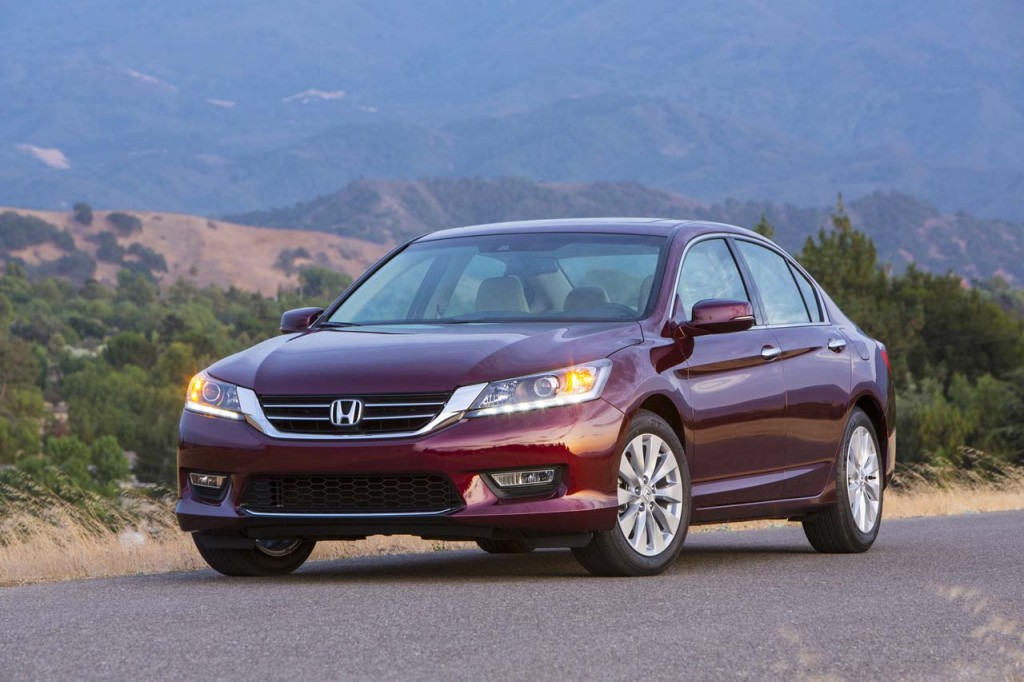 2013 Honda Accord: First Drive