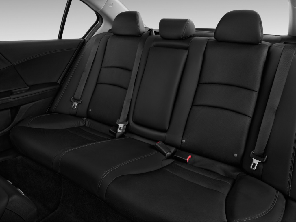 Image 2013 Honda Accord Sedan 4 Door V6 Auto Ex L Rear Seats Size 1024 X 768 Type Gif