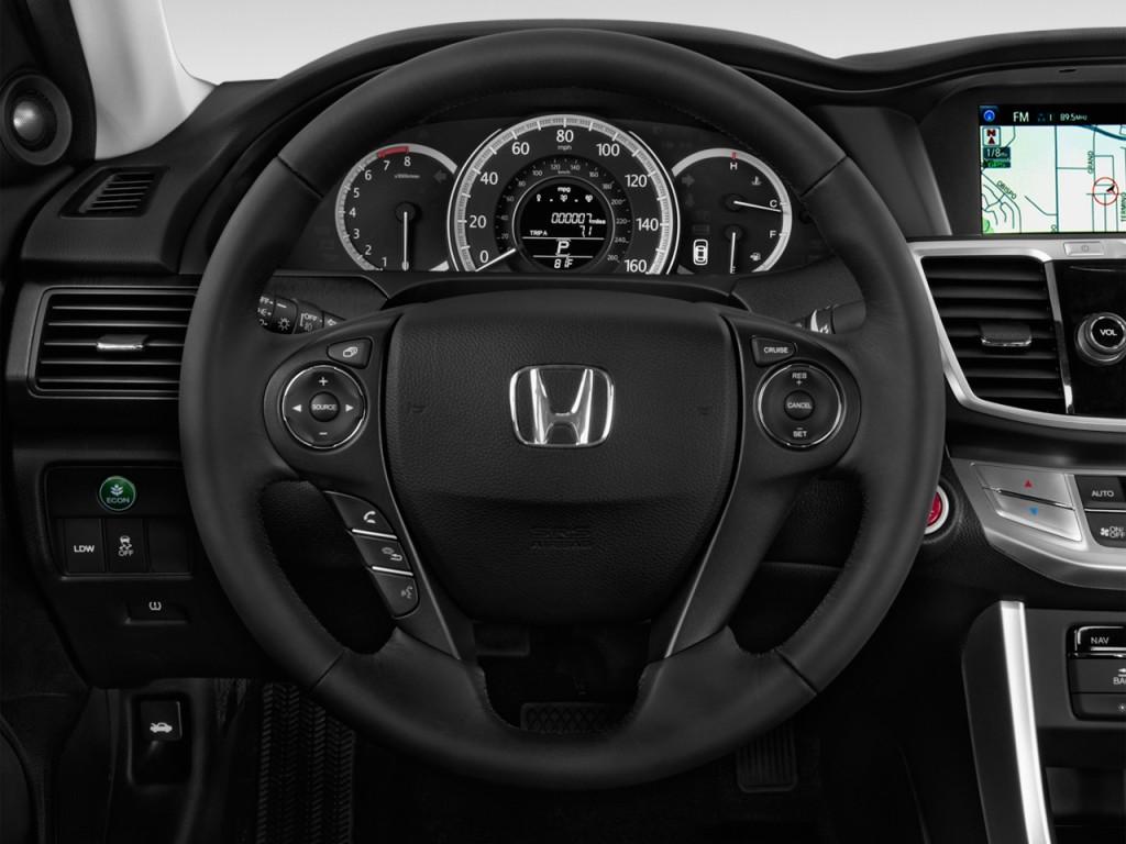 image 2013 honda accord sedan 4 door v6 auto ex l steering wheel size 1024 x 768 type gif. Black Bedroom Furniture Sets. Home Design Ideas