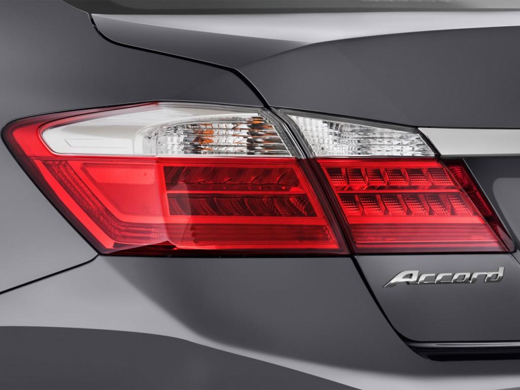 2013 Honda Pilot Ex L For Sale >> Image: 2013 Honda Accord Sedan 4-door V6 Auto EX-L Tail Light, size: 1024 x 768, type: gif ...