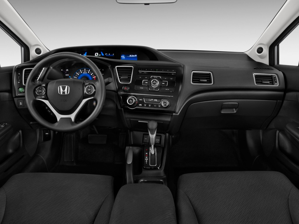 image 2013 honda civic 4 door auto ex dashboard size 1024 x 768 type gif posted on. Black Bedroom Furniture Sets. Home Design Ideas