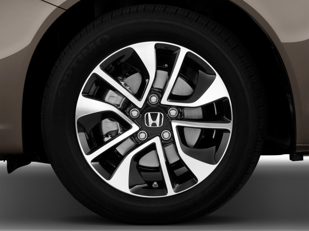 Image: 2013 Honda Civic 4-door Auto EX-L Wheel Cap, size ...