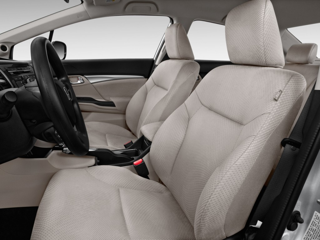image 2013 honda civic hybrid 4 door sedan l4 cvt front seats size 1024 x 768 type gif. Black Bedroom Furniture Sets. Home Design Ideas