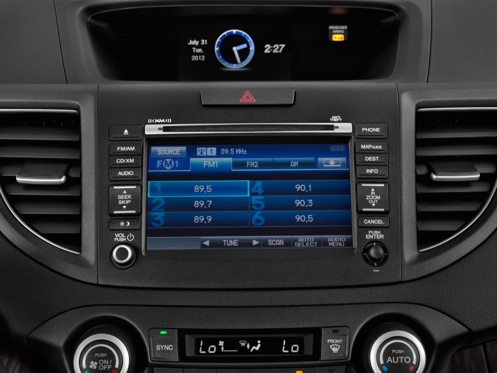 Image 2013 Honda Cr V 2wd 5dr Ex L W Navi Audio System