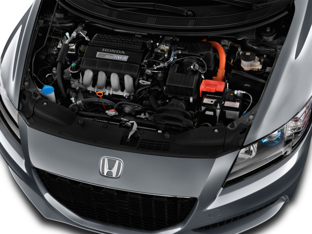 2013 Honda CR-Z 3dr CVT Engine