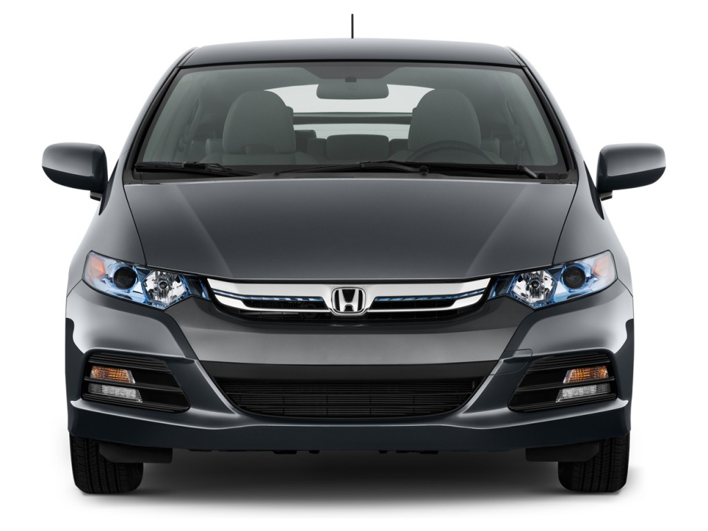 Image 2013 Honda Insight 5dr Cvt Front Exterior View Size 1024 X 768 Type Gif Posted On