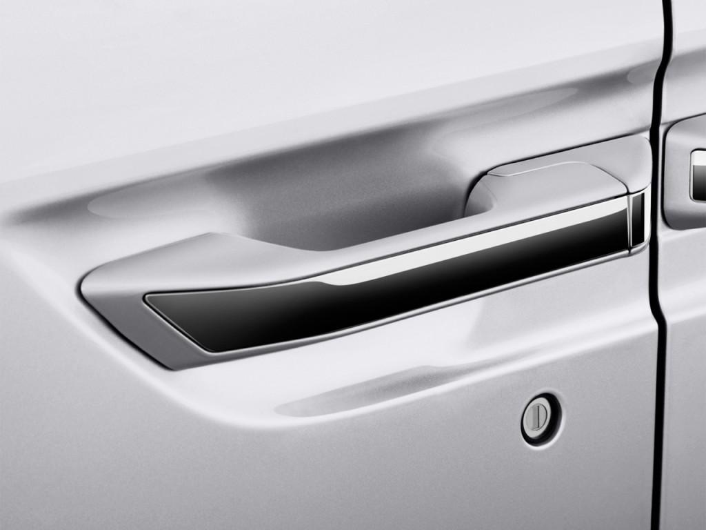 Image: 2013 Honda Odyssey 5dr EX Door Handle, size: 1024 x 768, type ...
