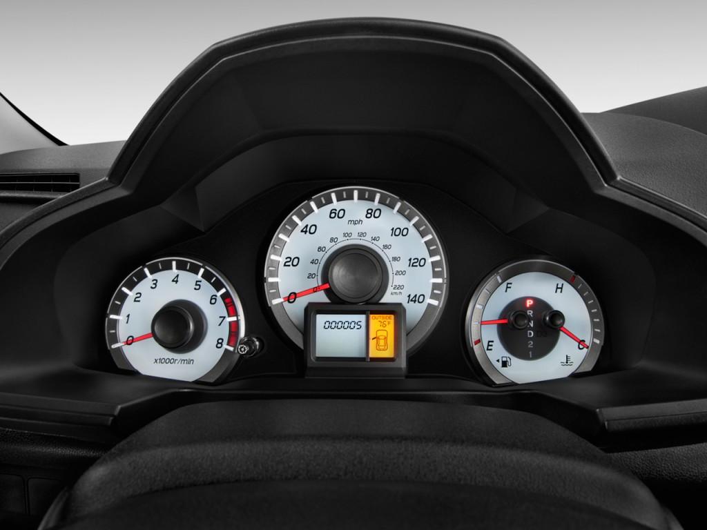 2013 Honda Pilot Ex L For Sale >> Image: 2013 Honda Pilot 2WD 4-door EX-L Instrument Cluster, size: 1024 x 768, type: gif, posted ...