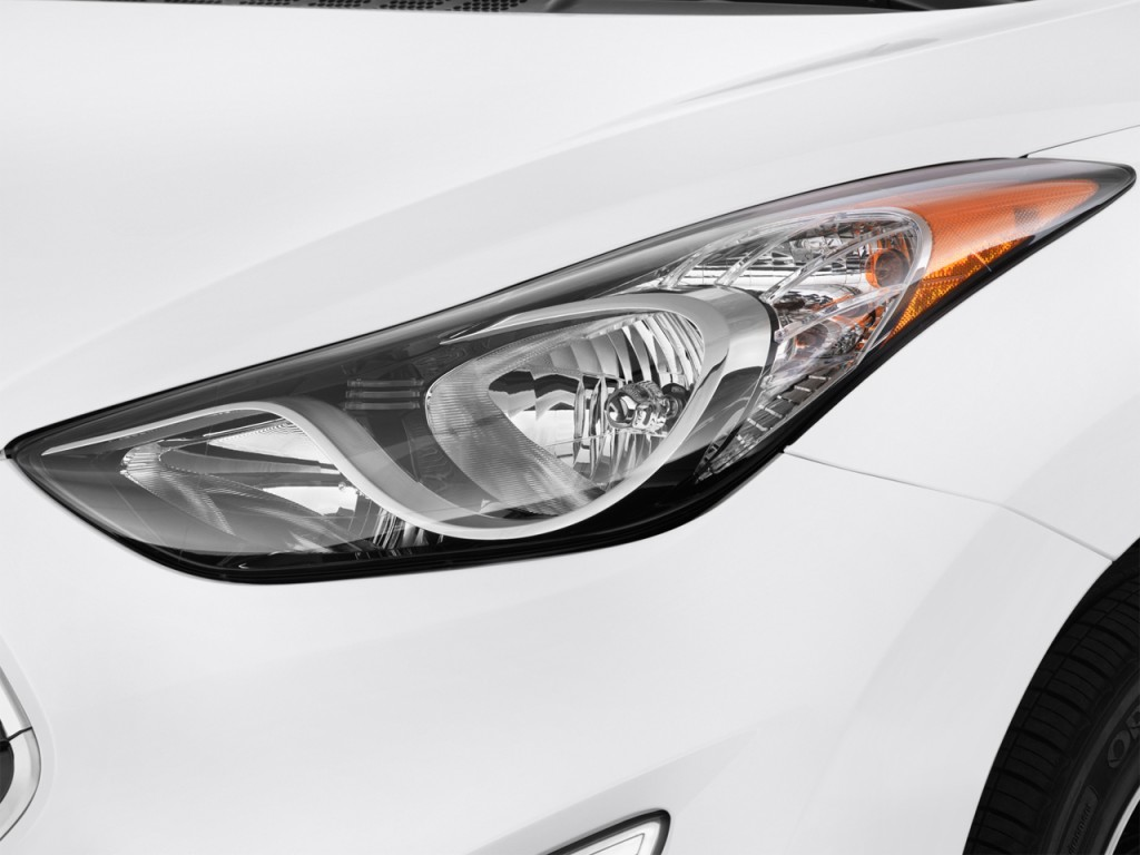 2012 Elantra Sedan Headlight Compatibility  11