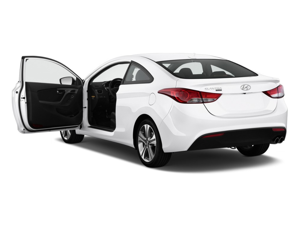 image 2013 hyundai elantra coupe 2 door auto se open doors size 1024 x 768 type gif posted. Black Bedroom Furniture Sets. Home Design Ideas