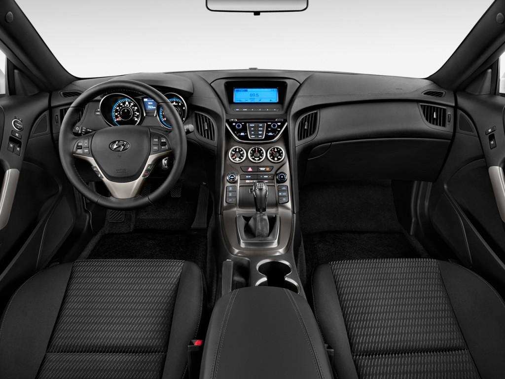 2012 Hyundai Genesis 2.0 T >> Image: 2013 Hyundai Genesis Coupe 2-door I4 2.0T Auto Dashboard, size: 1024 x 768, type: gif ...