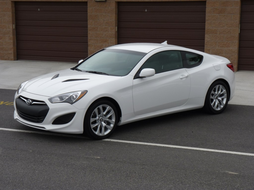 2013 Hyundai Genesis Coupe  -  First Drive, 2/2012