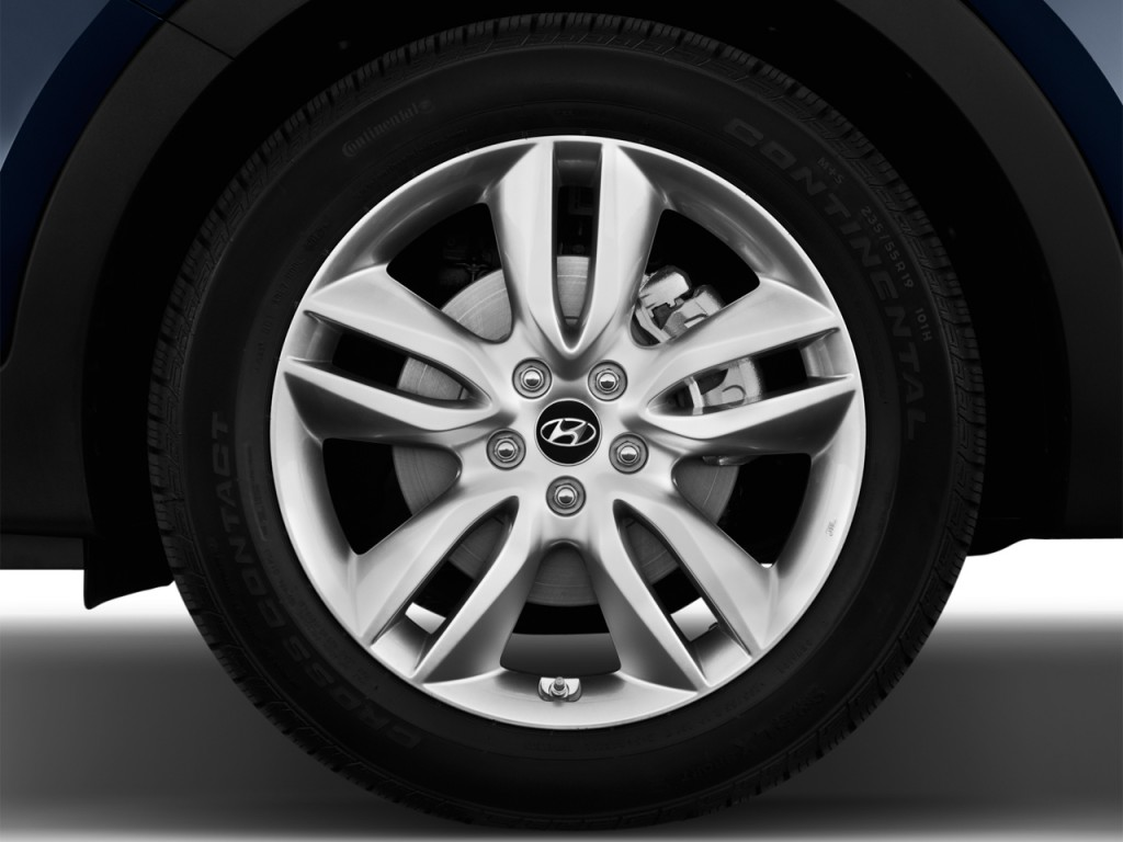 Image 2013 Hyundai Santa Fe Fwd 4 Door Sport Wheel Cap Size 1024 X 768 Type Gif Posted On