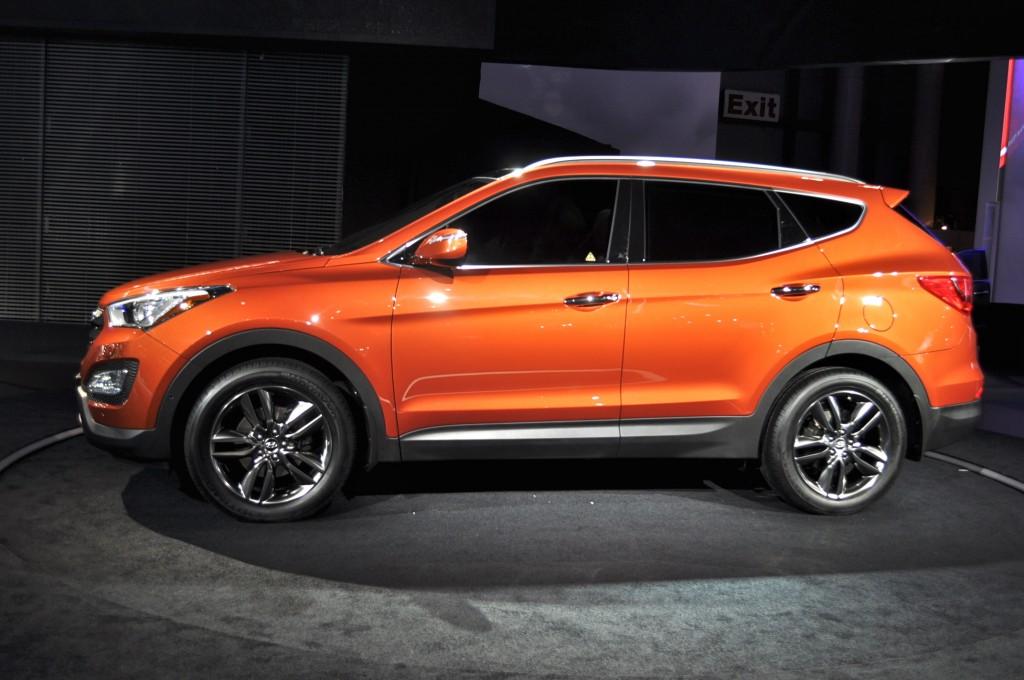 Santa Fe Honda Subaru >> Image: 2013 Hyundai Santa Fe, size: 1024 x 680, type: gif, posted on: April 4, 2012, 1:37 pm ...