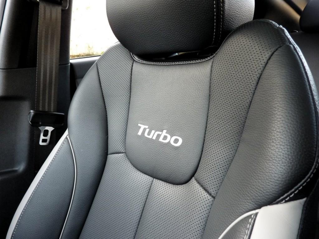 2013 Hyundai Veloster Turbo  -  Driven