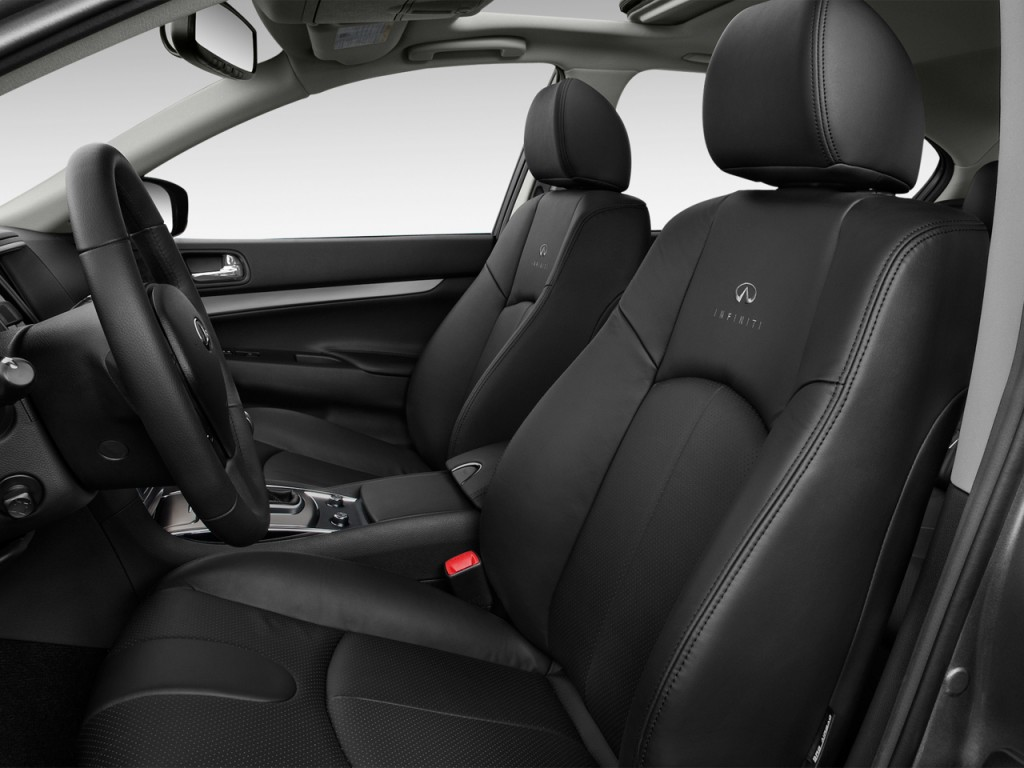 Image: 2013 Infiniti G37 Sedan 4-door Journey RWD Front ...