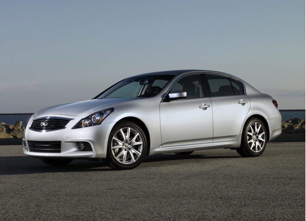 New And Used Infiniti G37 Sedan Prices Photos Reviews Specs The Car Connection
