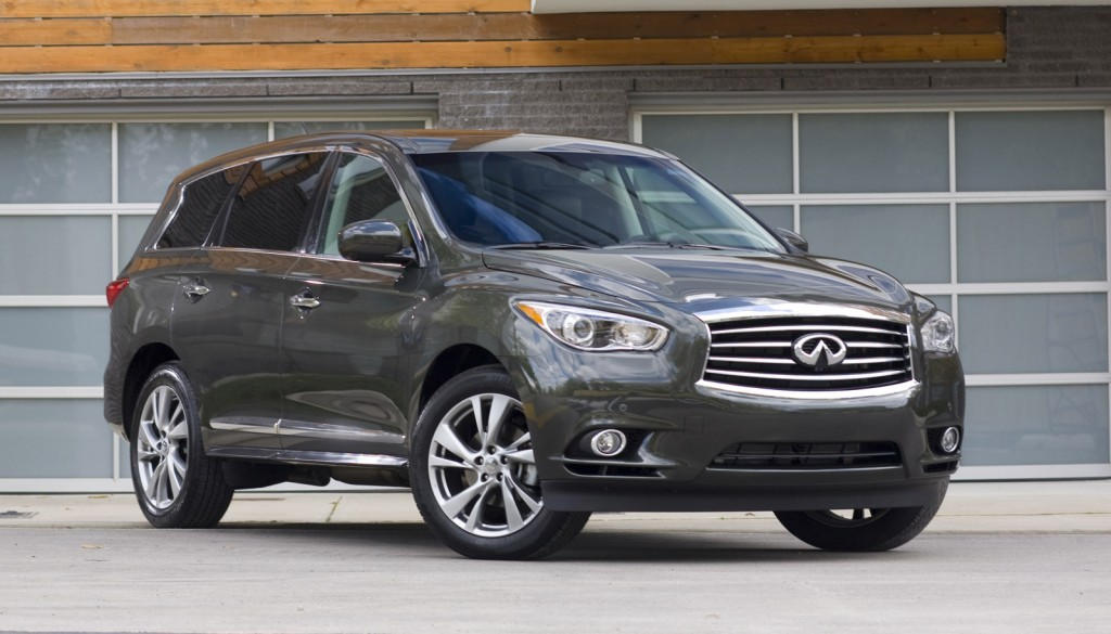 Feds Open Probe Into 2013 Infiniti Jx35 For Faulty Emergency Brake