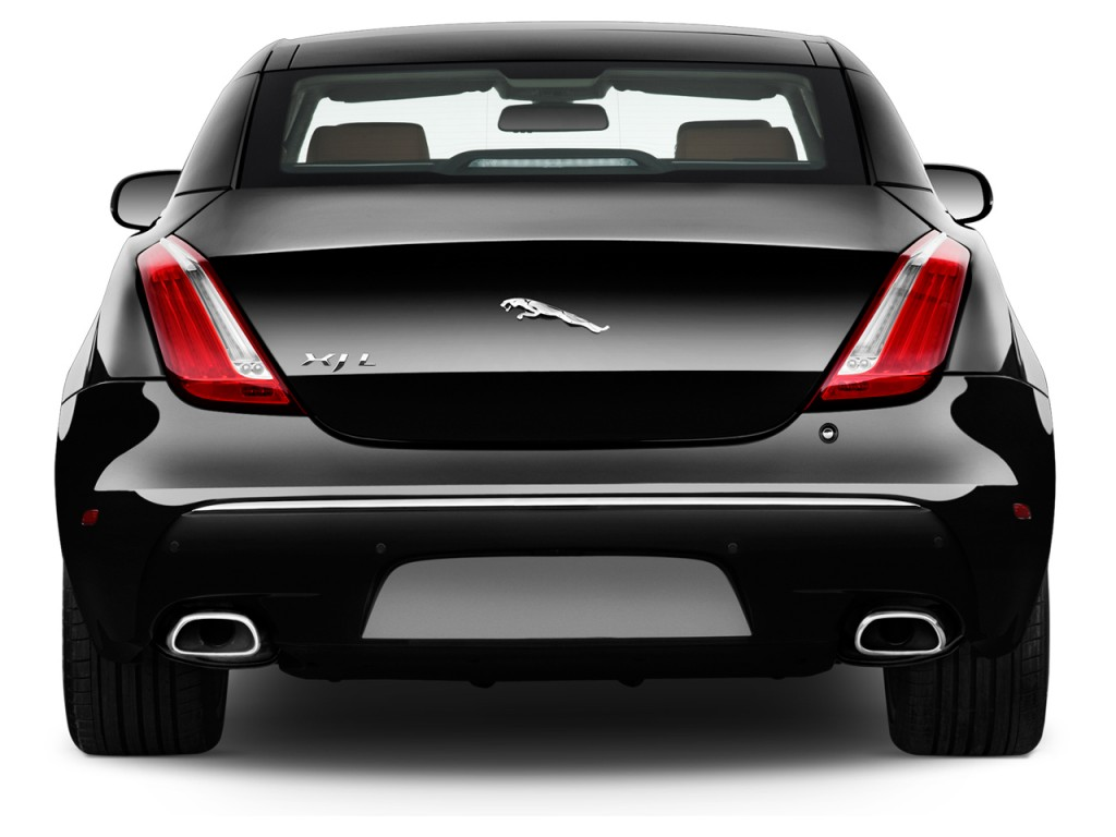 Image 2013 Jaguar Xj 4 Door Sedan Xjl Supercharged Rear