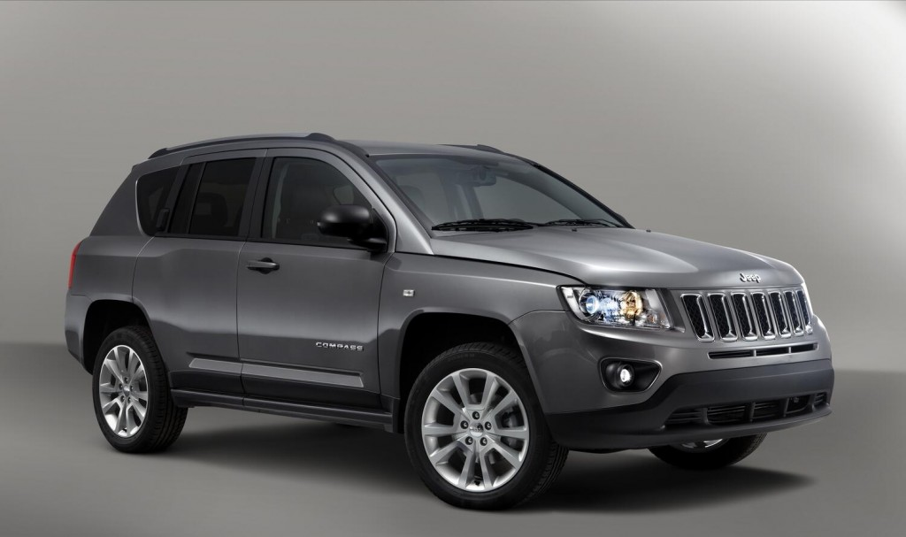2013 Jeep Compass Review Ratings Specs Prices And Photos The Car Connection