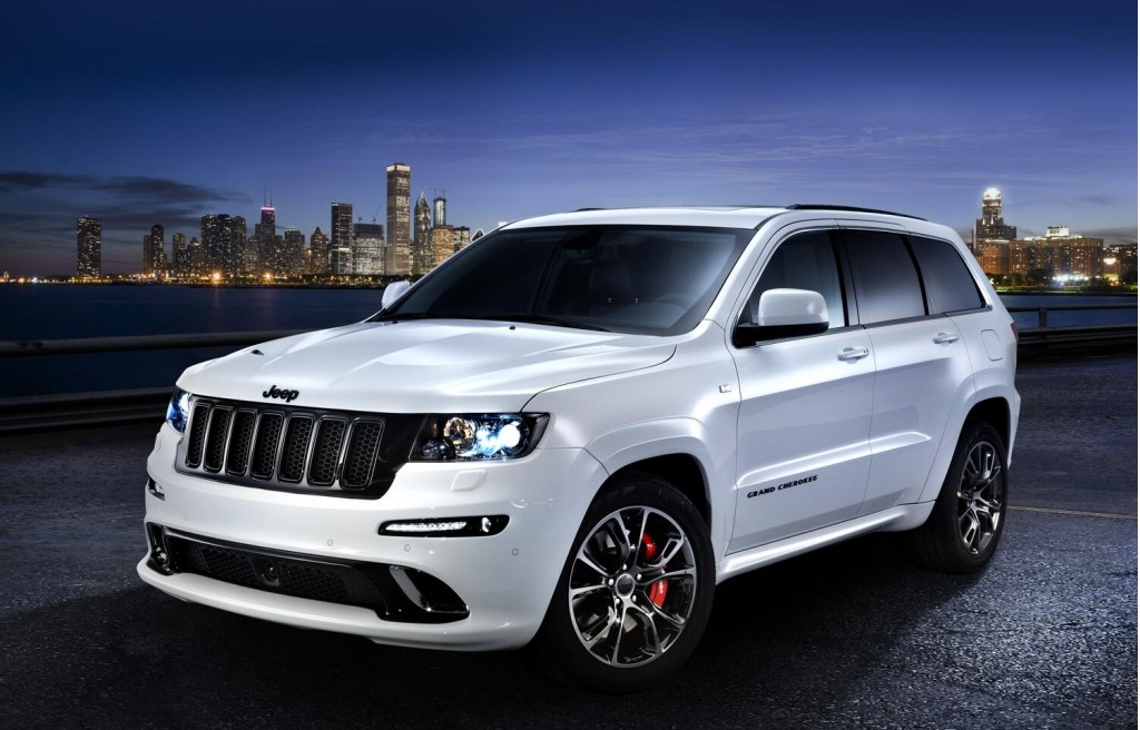 Image: 2013 Jeep Grand Cherokee SRT8 Limited Edition, size: 1024 x