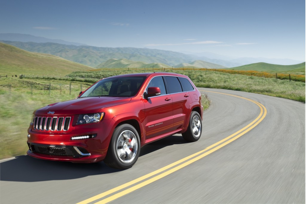 2013 Jeep Grand Cherokee SRT8