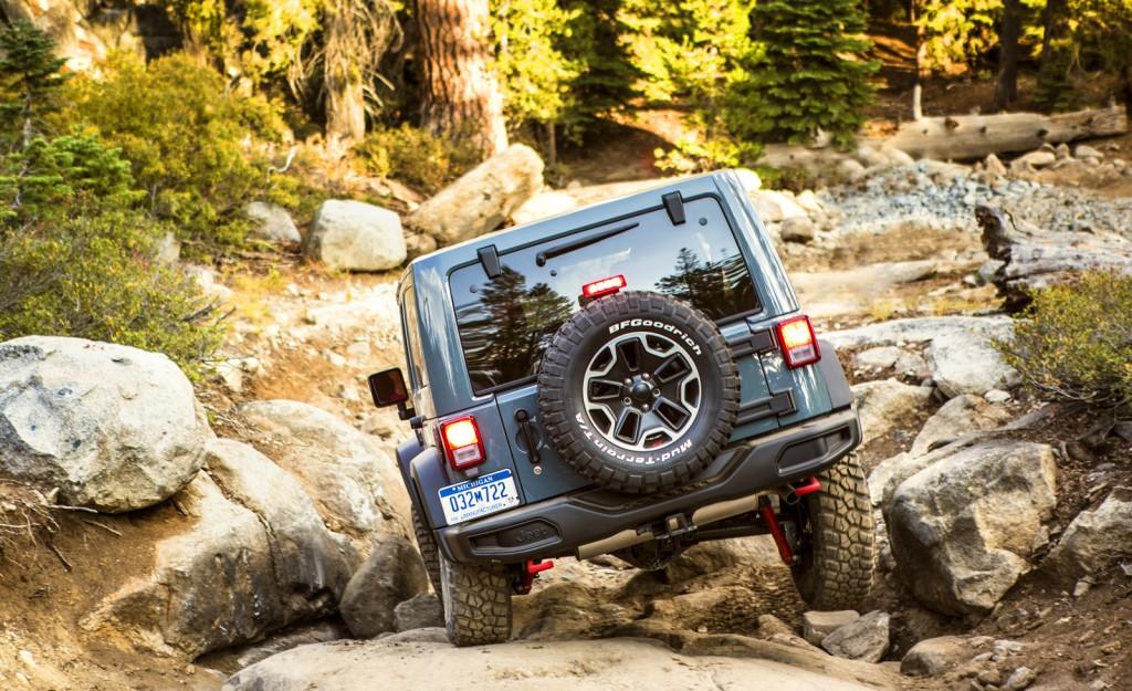 2013 Jeep Wrangler Rubicon 10th Anniversary Edition
