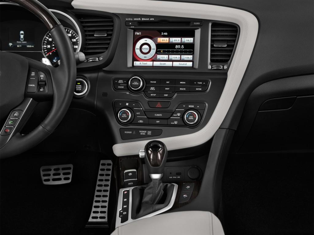 Image: 2013 Kia Optima 4-door Sedan SX w/Limited Pkg ...