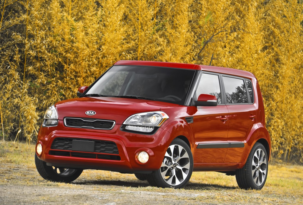 green kia and review soul photos