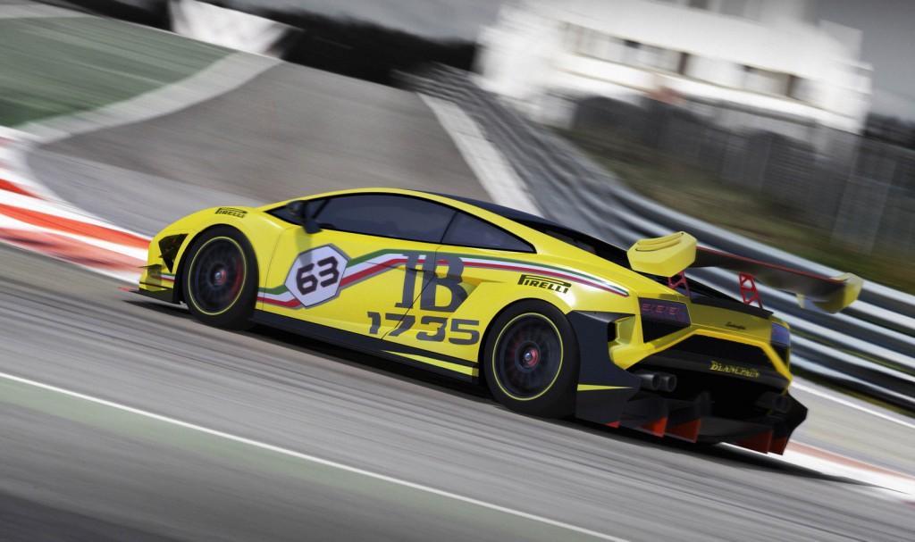 Super Trofeo Version Of Gallardo Successor To Make Race Debut In