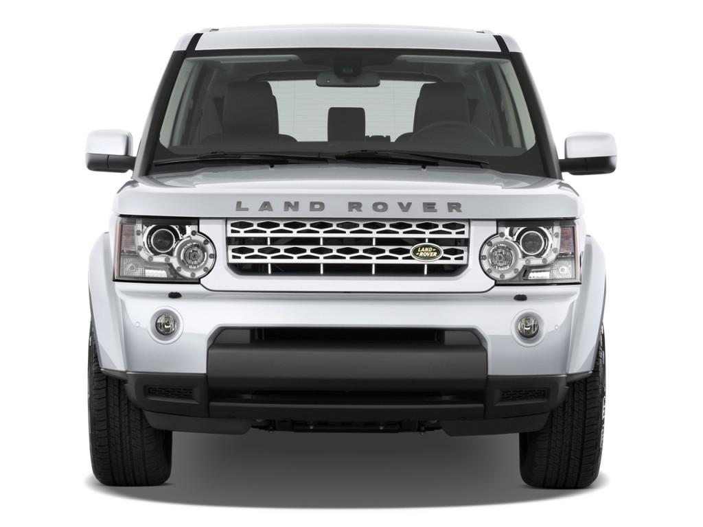 Image 2013 Land Rover Lr4 4wd 4 Door Front Exterior View