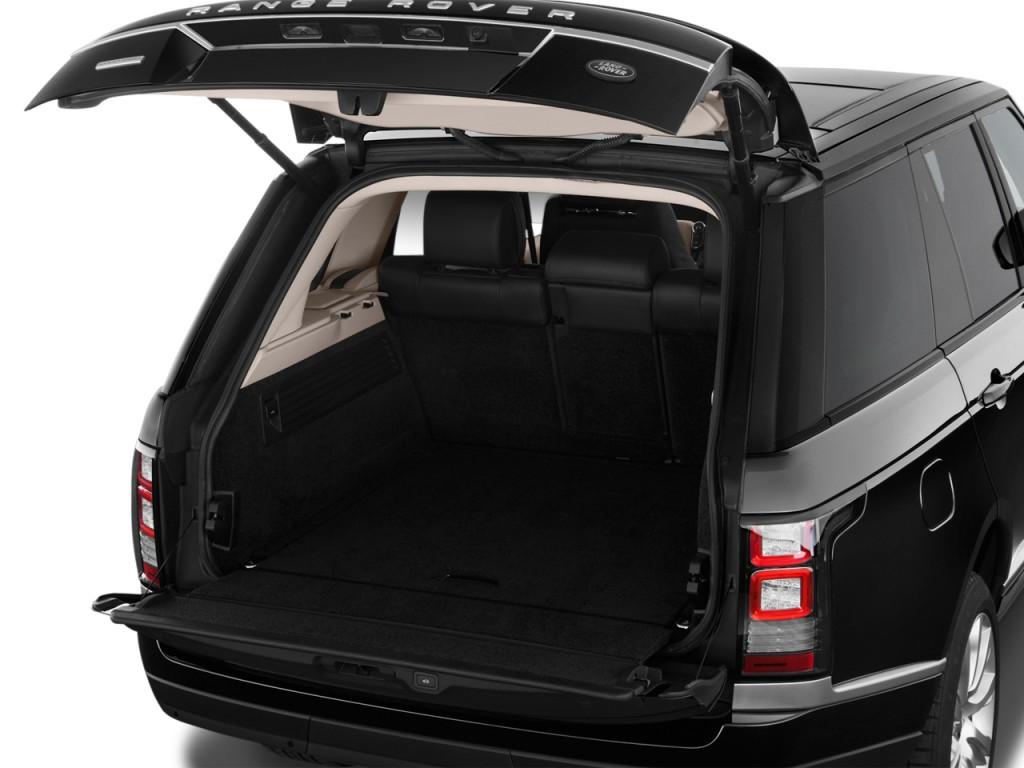 Image 2013 Land Rover Range Rover 4wd 4 Door Hse Trunk