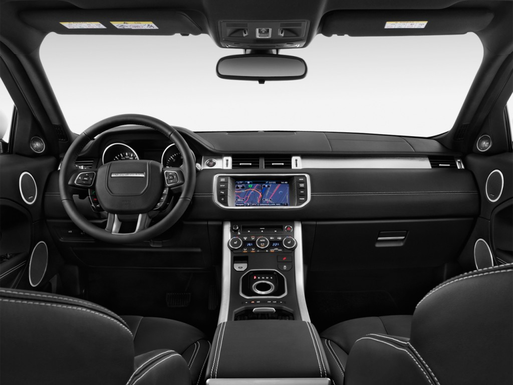 image 2013 land rover range rover evoque 2 door coupe pure plus dashboard size 1024 x 768. Black Bedroom Furniture Sets. Home Design Ideas