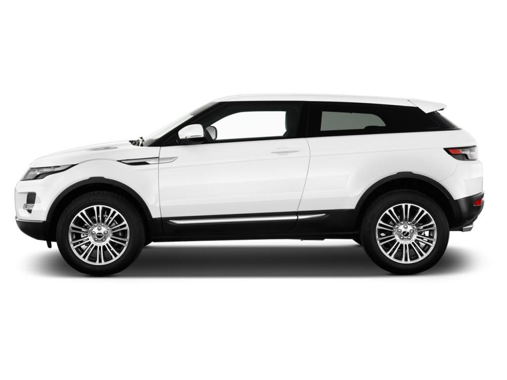 Image: 2013 Land Rover Range Rover Evoque 2-door Coupe ...
