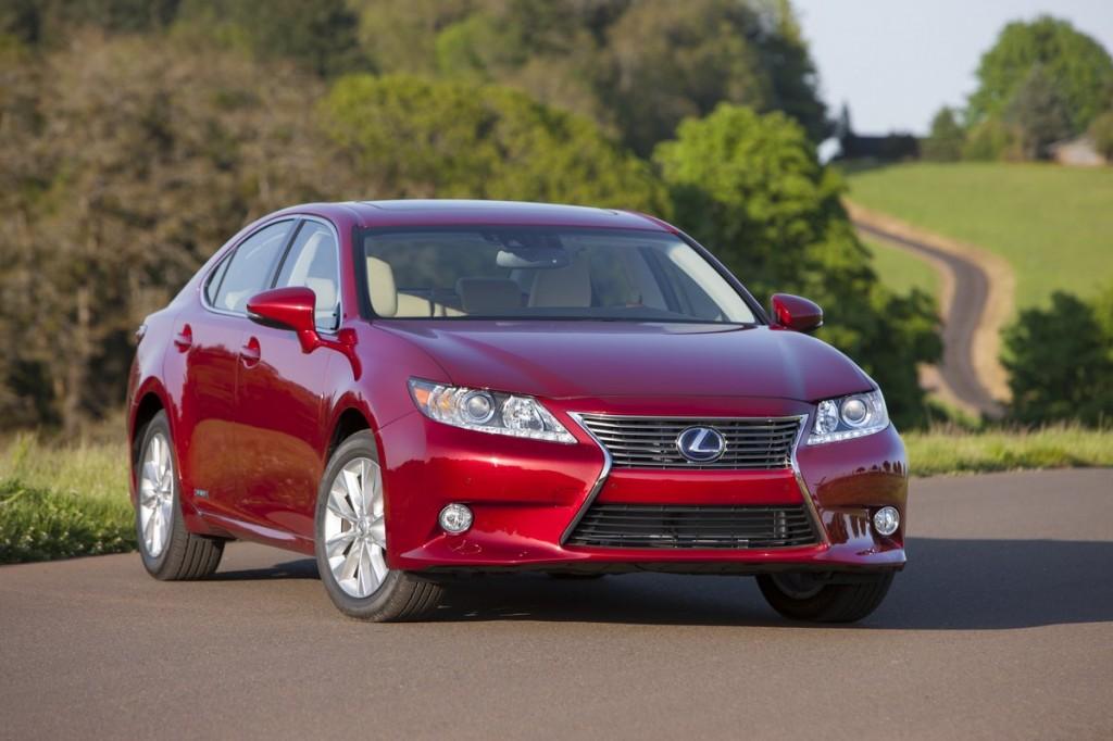 2013 Lexus ES Driven, Lexus GS Coupe, Fiat 500 EV: Today's Car News