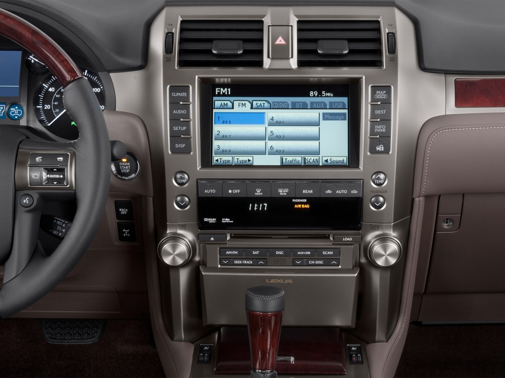 image 2013 lexus gx 460 4wd 4 door instrument panel size 1024 x 768 type gif posted on. Black Bedroom Furniture Sets. Home Design Ideas