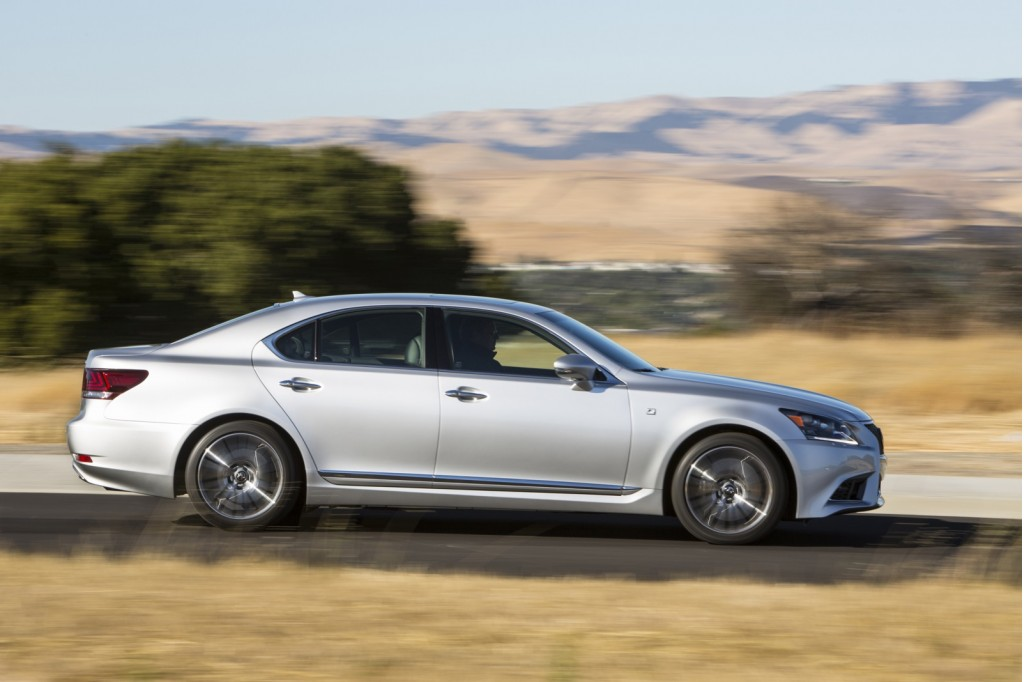 2013 Lexus LS First Drive and Video Road Test