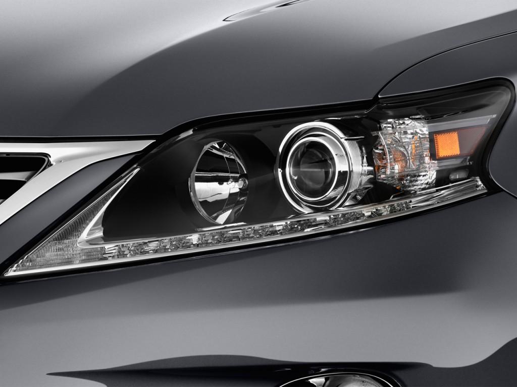 Image 2013 Lexus Rx 350 Fwd 4 Door Headlight Size 1024