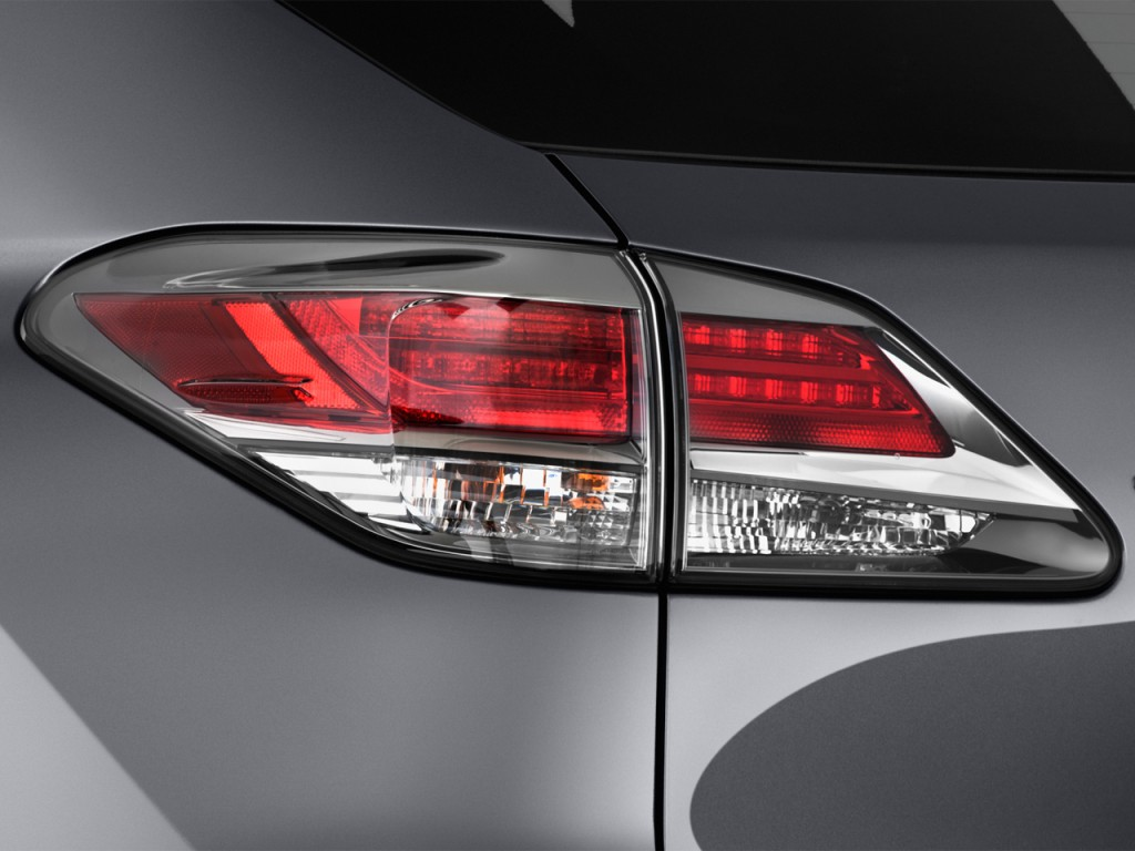 Image: 2013 Lexus RX 350 FWD 4-door Tail Light, size: 1024 x 768, type: gif, posted on ...